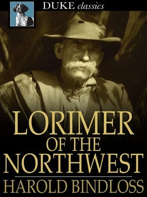 cover image of Lorimer of the Northwest